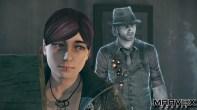Personagens com passados que serão revelados durante o jogo na medida que o desafio avança.