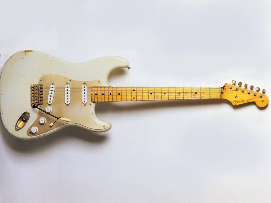 David Gilmour's Fender #0001 serial number Stratocaster