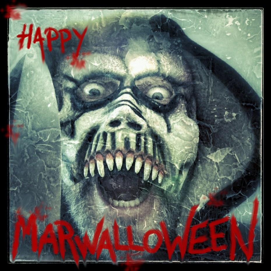 Happy Marwalloween !!