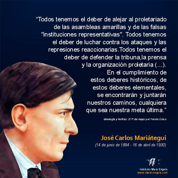 Jose Carlos Mariátegui
