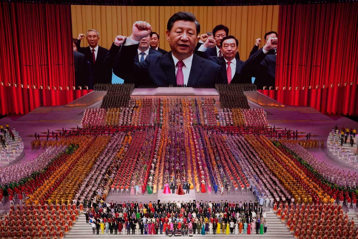 MEDITACIONES SOBRE LA TRANSICIÓN AL SOCIALISMO 72° aniversario del triunfo de la Revolución China
