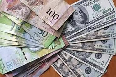 bolivares-dollars