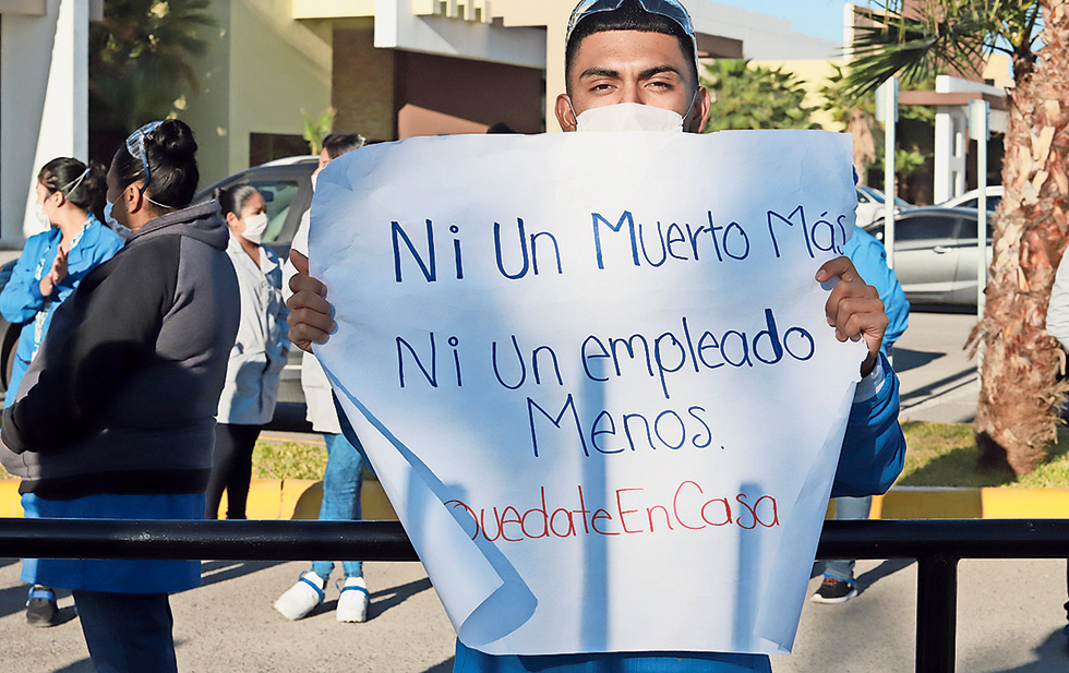 LOS DERECHOS LABORALES DE LOS TRABAJADORES MEXICANOS ANTE EL TMEC