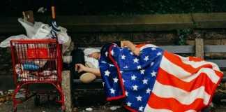 φτώχεια, ανεργία, Αμερική, ΗΠΑ