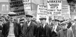 γενική απεργία
