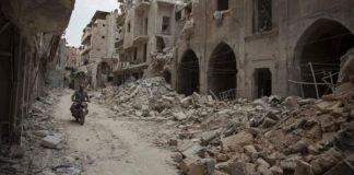 Συρία - καταστροφή
