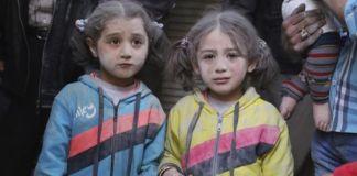 παιδάκια - Συρία