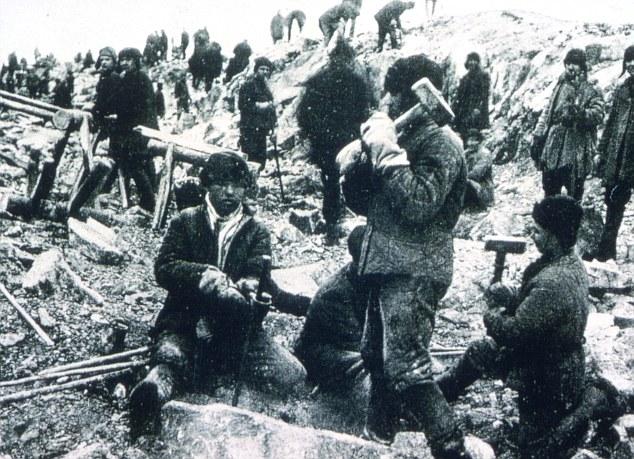 Τροτσκιστές στα στρατόπεδα του Στάλιν