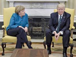 Τραμπ-Μέρκελ το τέλος της Δυτικής Συμμαχίας