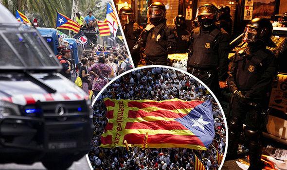 Καταλονία: Η ανεξαρτησία μπορεί να κερδηθεί μόνο με επαναστατικά μέσα