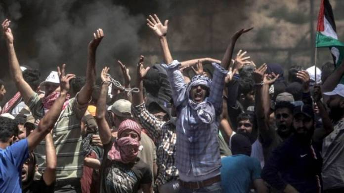 Ισραήλ, Παλαιστίνη, Γάζα