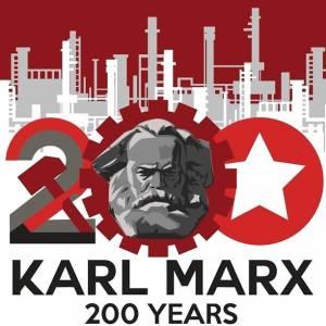 200 χρόνια από τη γέννηση του Μαρξ @ Δημαρχείο Χολαργού - Αίθουσα «Μελίνα Μερκούρη» | Χολαργός | Ελλάδα