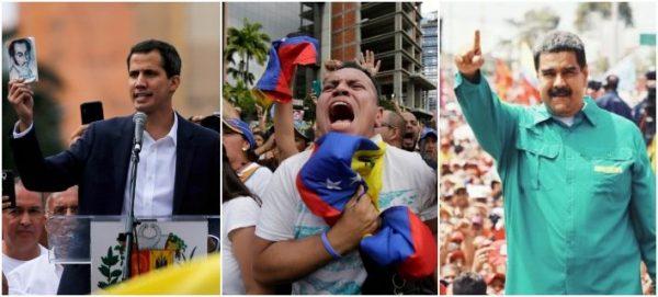 Βενεζουέλα, 25 Ιανουαρίου: Νεότερα από το πραξικόπημα