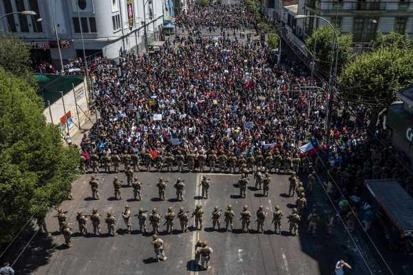 Χιλή εξέγερση
