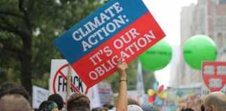 Κλιματική αλλαγή, αγώνας, ταξική υπόθεση