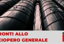 Ιταλία, εργάτες, αφεντικά, πίεση, γενική απεργία