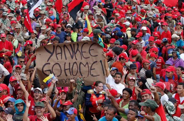 Ο Τραμπ στέλνει το αμερικανικό πολεμικό ναυτικό στις ακτές της Βενεζουέλας