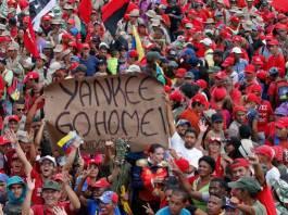 Βενεζουέλα, Τραμπ, πολεμικό ναυτικό