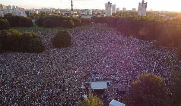 Λευκορωσία, Λουκασένκο, διαδηλώσεις, κινητοποιήσεις