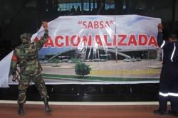 SABSA nacionalizada-ABI