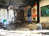 cledep cedep office burned 3