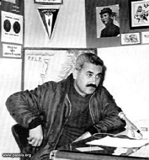 George Habash, founder of the PFLP