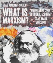 SOAS What is Marxism