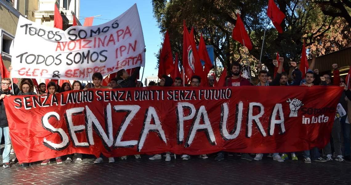 MSF conference: Sempre in Lotta (Italy) speaker confirmed