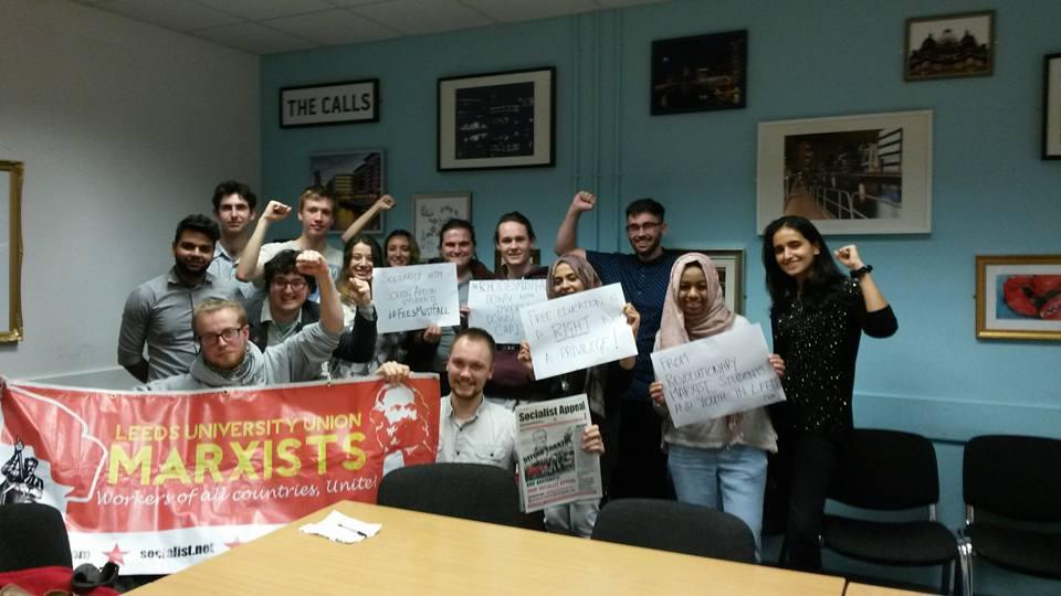 #FeesMustFall victory – Marxist solidarity