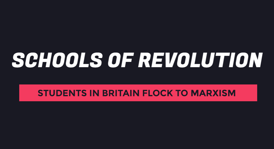 The Federation is growing – join the Marxists!