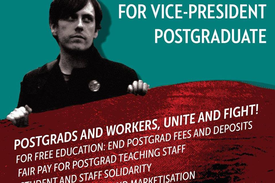 Strong support for Marxist candidate in KCLSU elections
