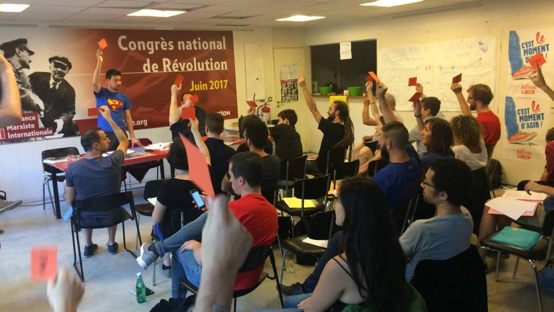 National Congress of the French Marxists – Paris, June 2017