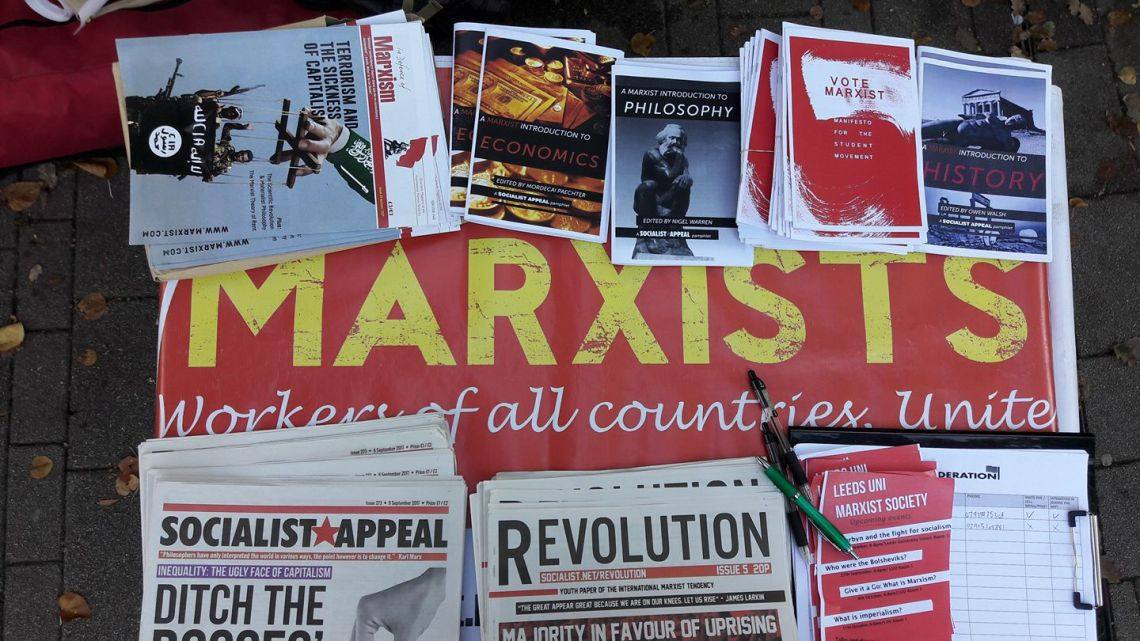 Building the forces of Marxism on campus – freshers 2017