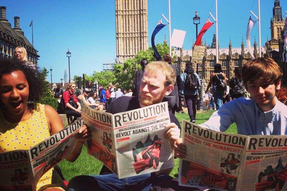 Marxists scare the Tory press and bourgeois academics