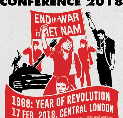 1968: year of revolution – MSF conference programme