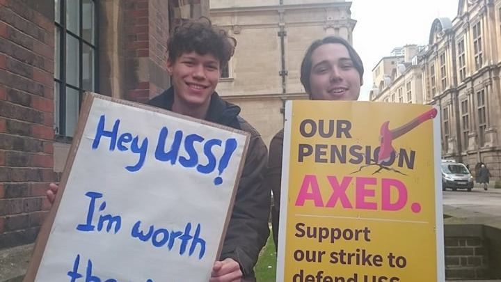 Why we are standing on the picket line: a view from Cambridge Marxists