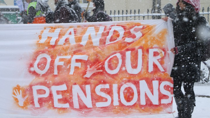 Open letter to UCU members: we mustn't accept a single cut to our pensions