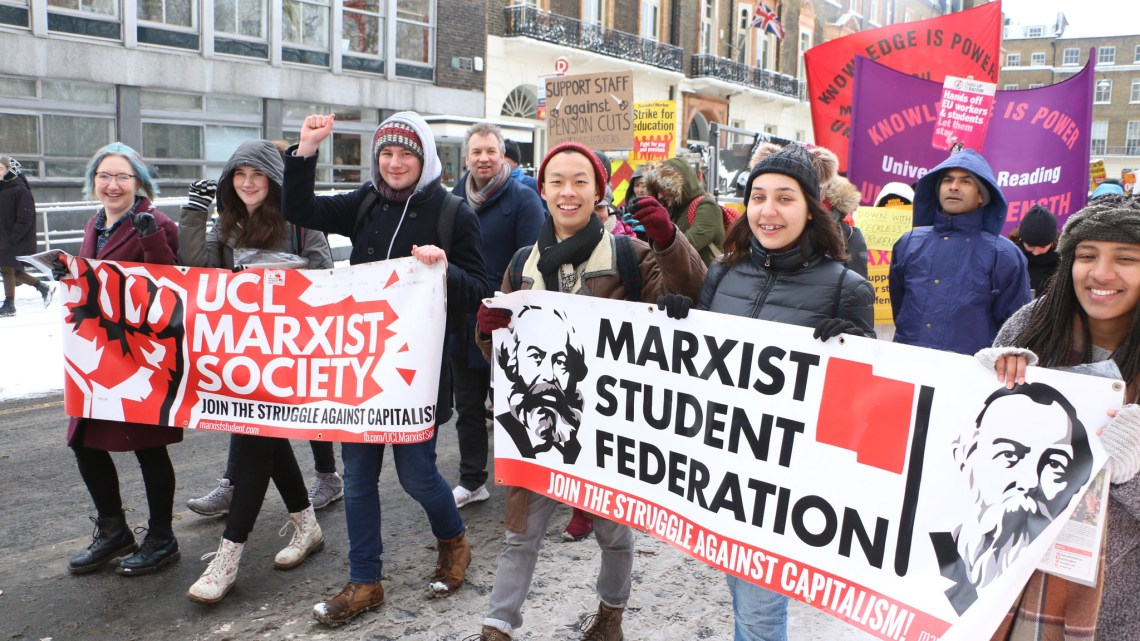 Strikes, occupations and the role of Marxists – lessons of the UCU dispute