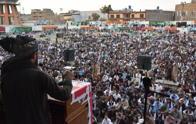 UCU national congress to vote on solidarity with Pashtun movement