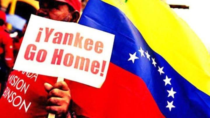 Hands Off Venezuela: picket and meeting