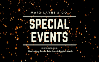 Special Events Public Relations