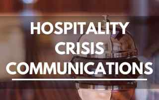 Hospitality Crisis Communications
