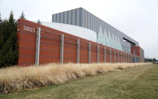 Holocaust Memorial Center Outside