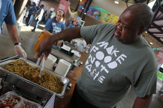 Phil Jones Make Food Not Waste