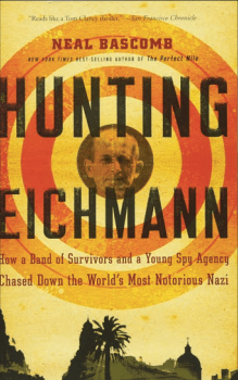 Author Neal Bascomb on Hunting Eichmann Book