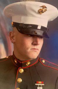 Ryan Hynes in uniform image