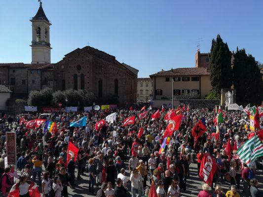 Che cosa è successo a Prato? Un passo avanti e un sinistro presagio