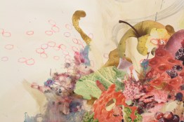 "Detail of ""Garden of Blastomycodon"""