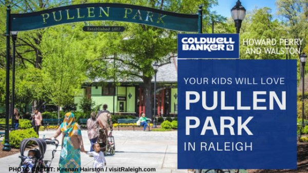 Raleigh-Pullen Park