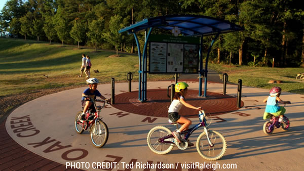 Cary Greenways